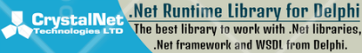 .Net Runtime Library for Delphi